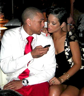 chrisbrown and rihanna
