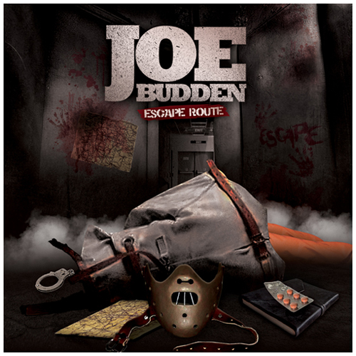 Joe Budden Escape Route Cover