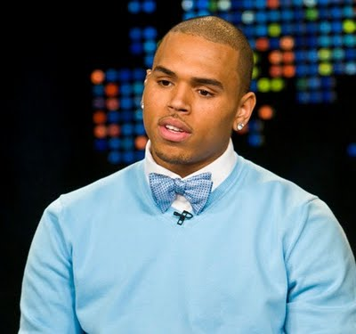 Chris Browns Bowtie