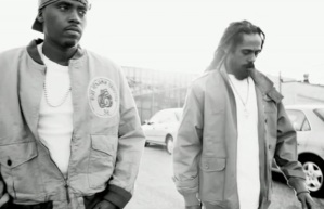 Nas and Damien Marley