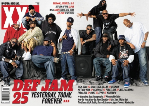 XXL November 2009