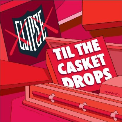 clipse til the casket drops album cover